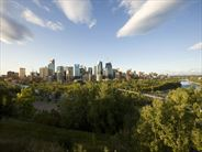 Calgary skyline - USA Rail Tours and Journeys