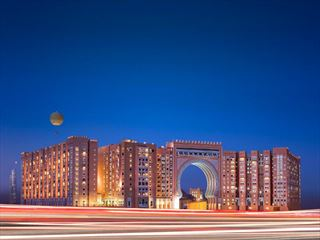 Exterior view of Movenpick Ibn Battuta Gate - Dubai and the Emirates Holidays