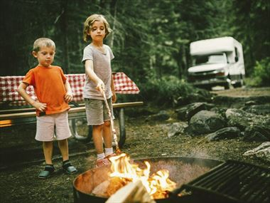 Top 10 family self-drive tours in America