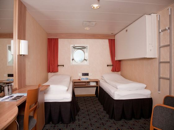 Category 2 twin cabin