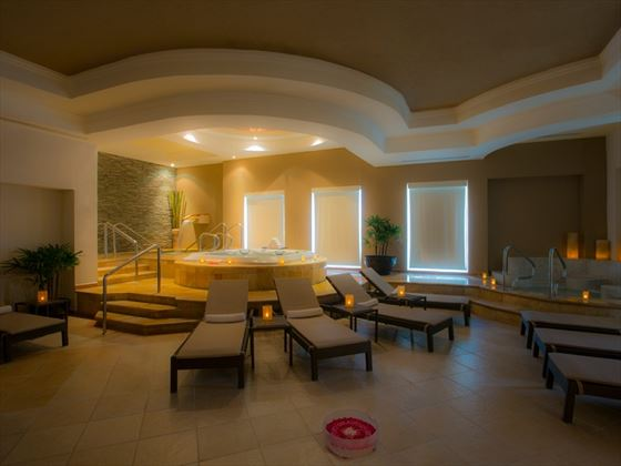Moon Palace Spa