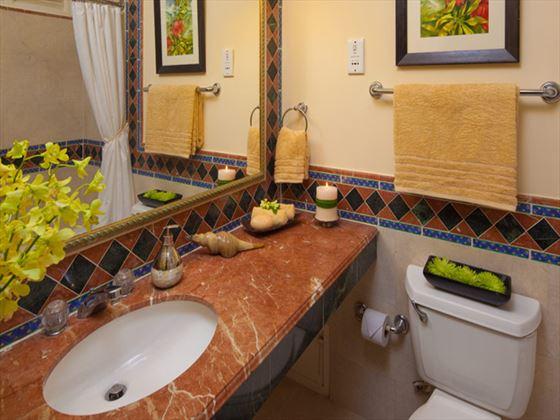 Sandals Montego Bay bathroom