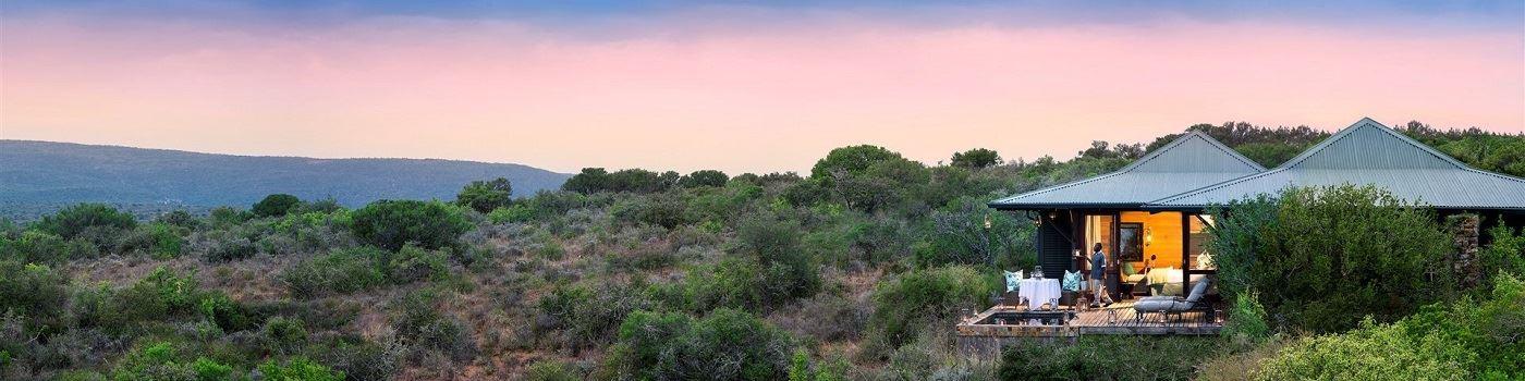 Kwandwe Private Game Reserve  - Ecca Lodge