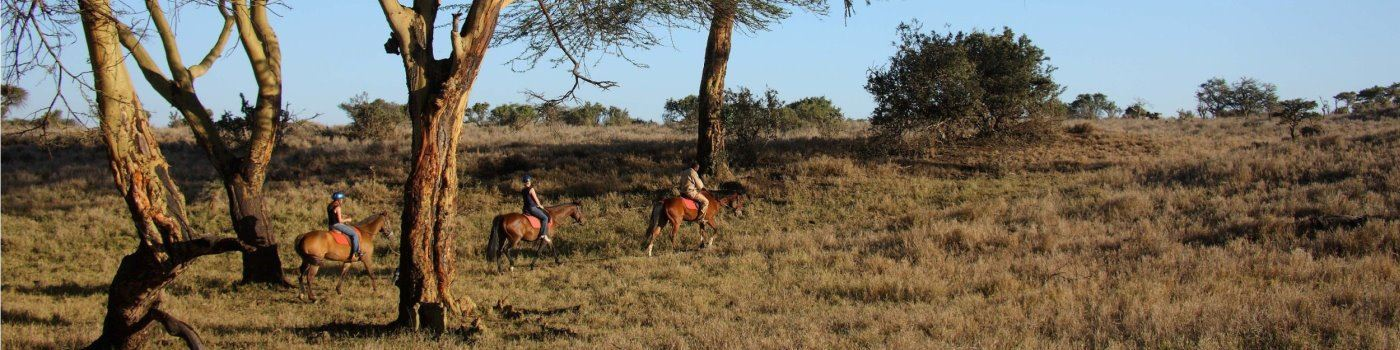 Lewa Safari Camp Horseriding