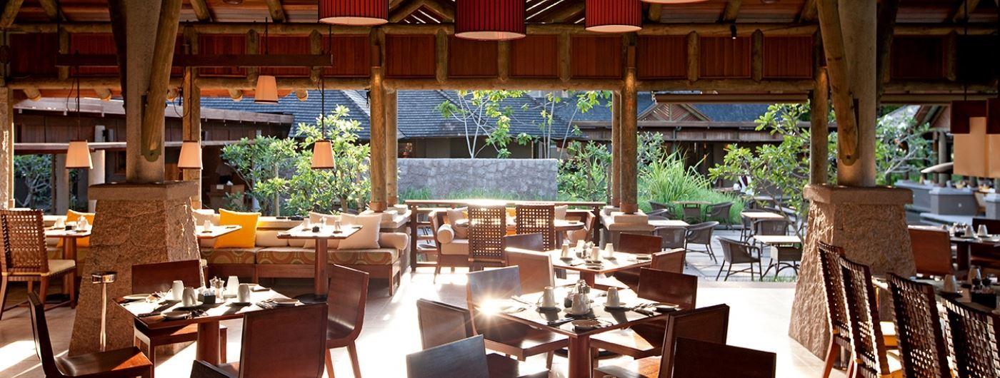 Constance Ephelia Corossol restaurant