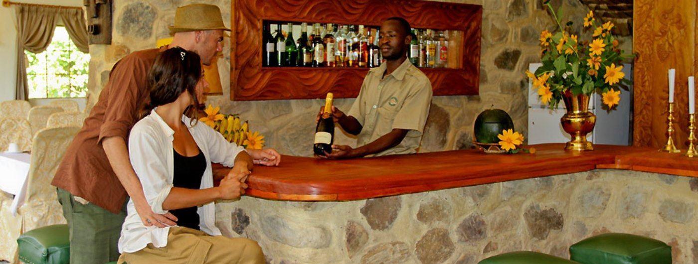 Lodge bar