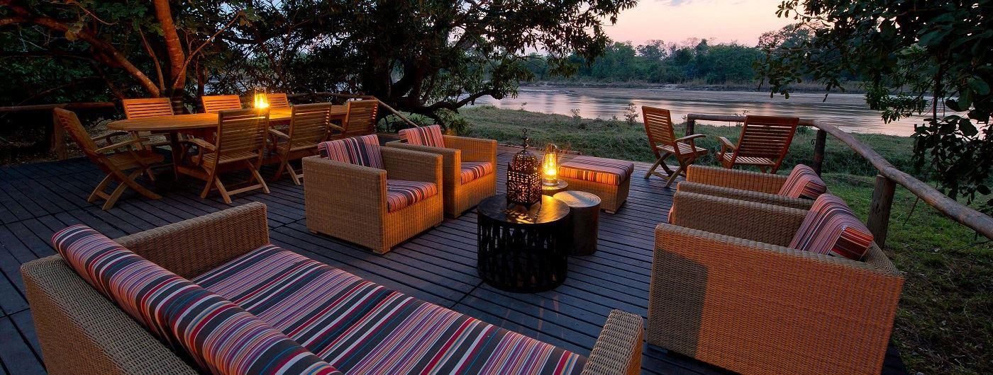 Kapamba outdoor decking