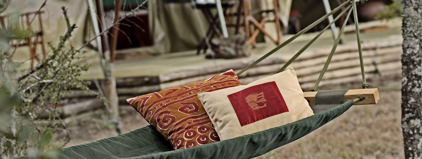 Kicheche Laikipia hammock