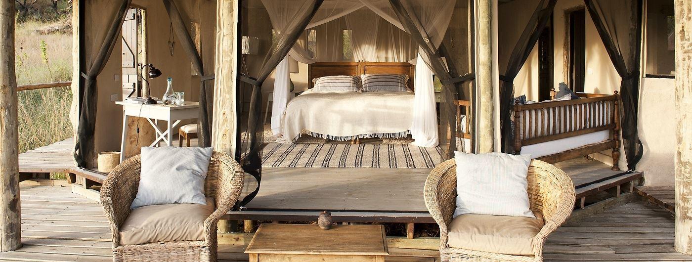 Lamai Serengeti room from outside