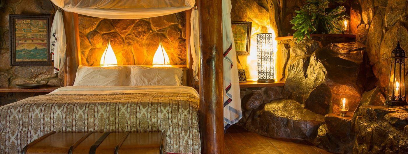 Mukutan Retreat bedroom