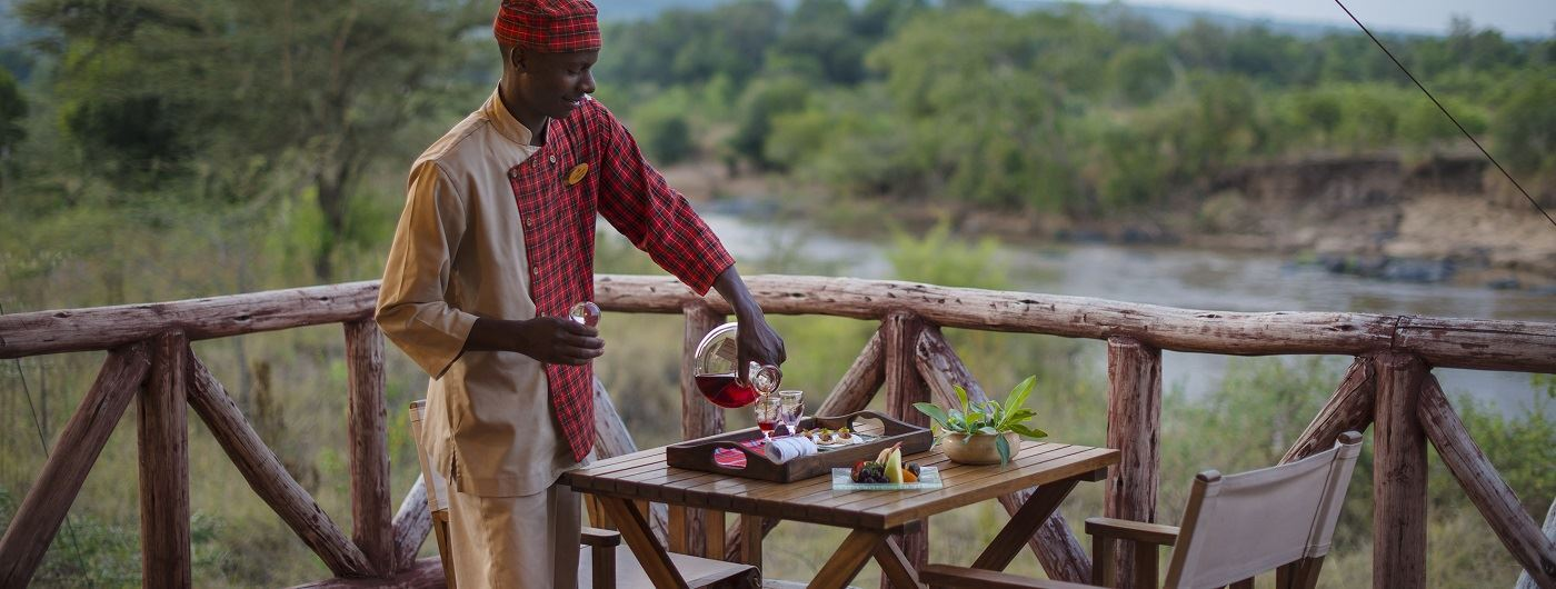 Neptune mara rianta luxury camp game drives