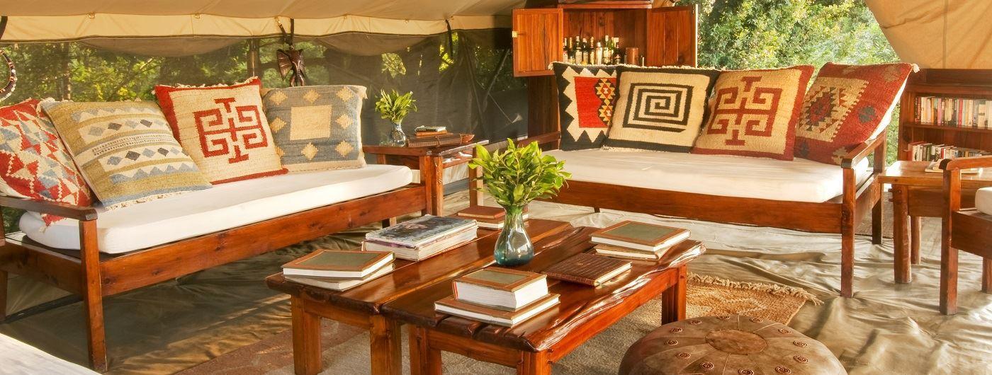 Offbeat Mara main lounge