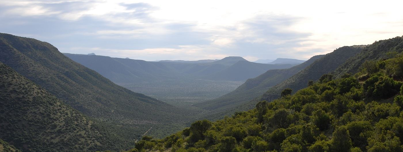Samara Private Game Reserve views