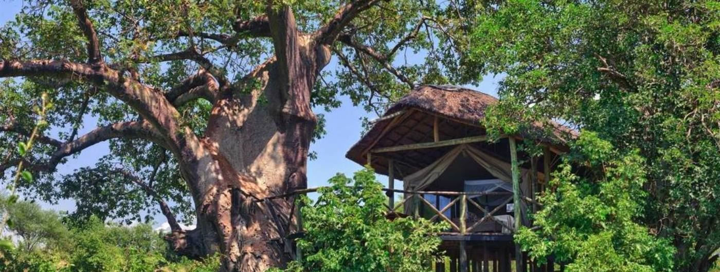 Tarangire River Camp Standard Safari Room exterior