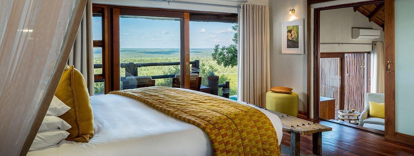 Ulusaba Rock Lodge Makwela Suites