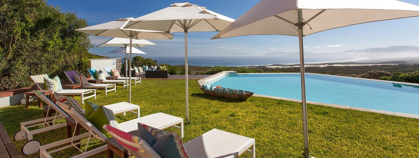 Grootbos Forest Lodge pool