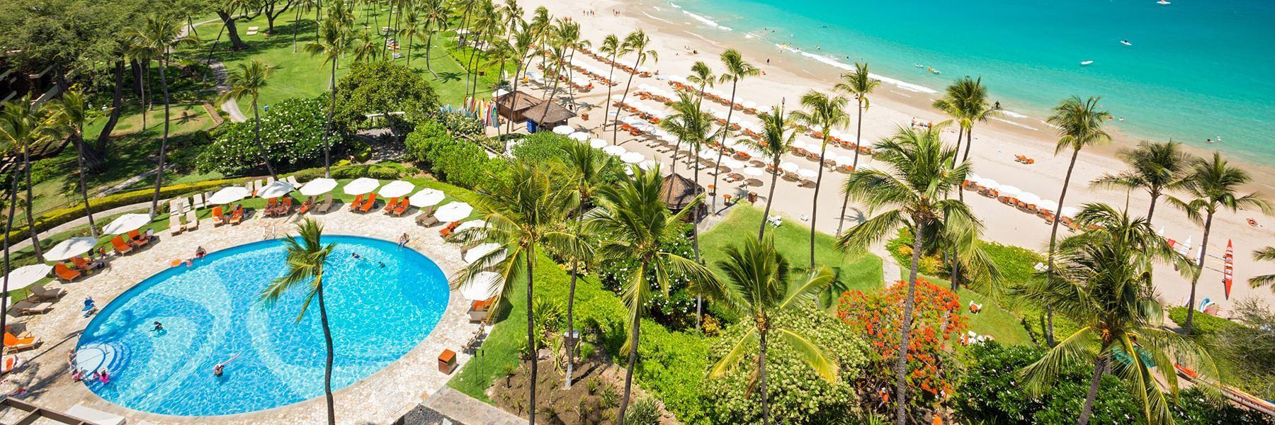 Mauna Kea Beach Hotel Hawaii Island Hawaii American Sky