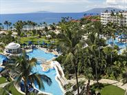 Aerial view of hotel - Hawaii Holidays