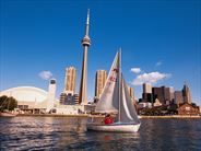 Toronto skyline - Escorted Tours