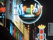 Beale Street at night, Memphis - Self Drive and Fly Drive Holidays