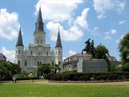 Jackson Square, New Orleans - Self Drive and Fly Drive Holidays