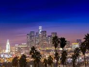 Los Angeles at Twilight - American Cruises