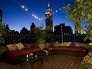 Roof Top Terrace - Holidays in Midtown New York City