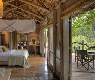 andBeyond Lake Manyara Lodge