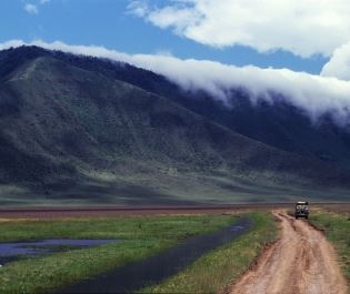 Getty Ngorongoro Crater