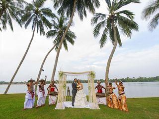 Unique weddings at AVANI Kalutara