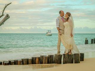Love at Denis Island, Seychelles