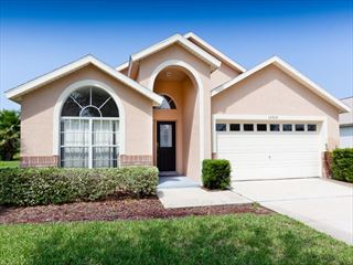 Disney Area Executive Homes Villa Front