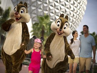 epcot chip n dale