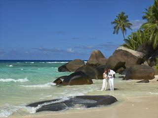 Stunning weddings at the Hilton Seychelles Labriz Resort & Spa