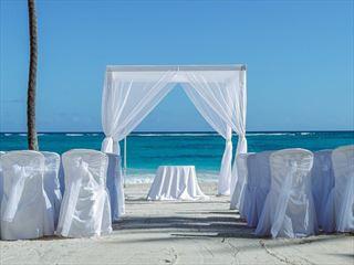 Occidental Punta Cana wedding setting