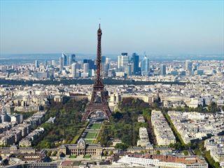 Paris - the beautiful capital city of France