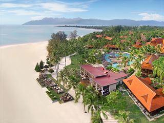 Meritus Pelagi Beach Aerial View