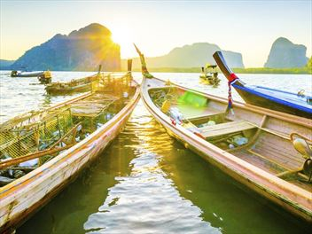 Top 10 things to do in Southeast Asia