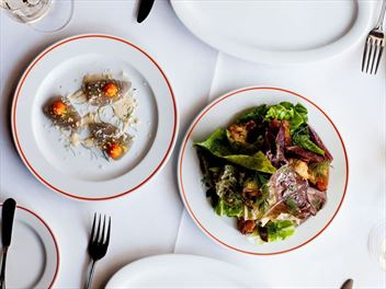 Top 10 fine dining restaurants in Charleston