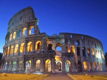 Exploring the Roman Colosseum