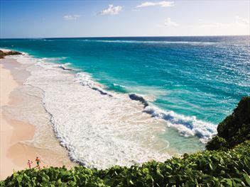 Crane Beach, Barbados beach vacations