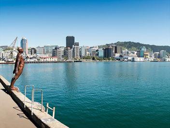 Exploring New Zealand's North Island regions