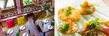 Ariyasom Villa, Na Aroon Vegetarian Restaurant
