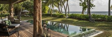 Four Seasons Resort Seychelles at Desroches Island, Pool