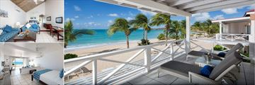 Premium Beachfront Suite at Galley Bay Resort & Spa