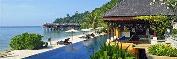 Lap Pool at Pangkor Laut