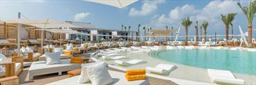 Nikki Beach Resort & Spa Dubai, Beach Club and Pool