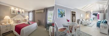 Oceanfront Family Suite at Sugar Bay
