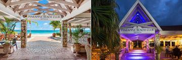 Resort View at Pineapple Beach Club