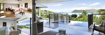 Panoramic Villa at Raffles Seychelles